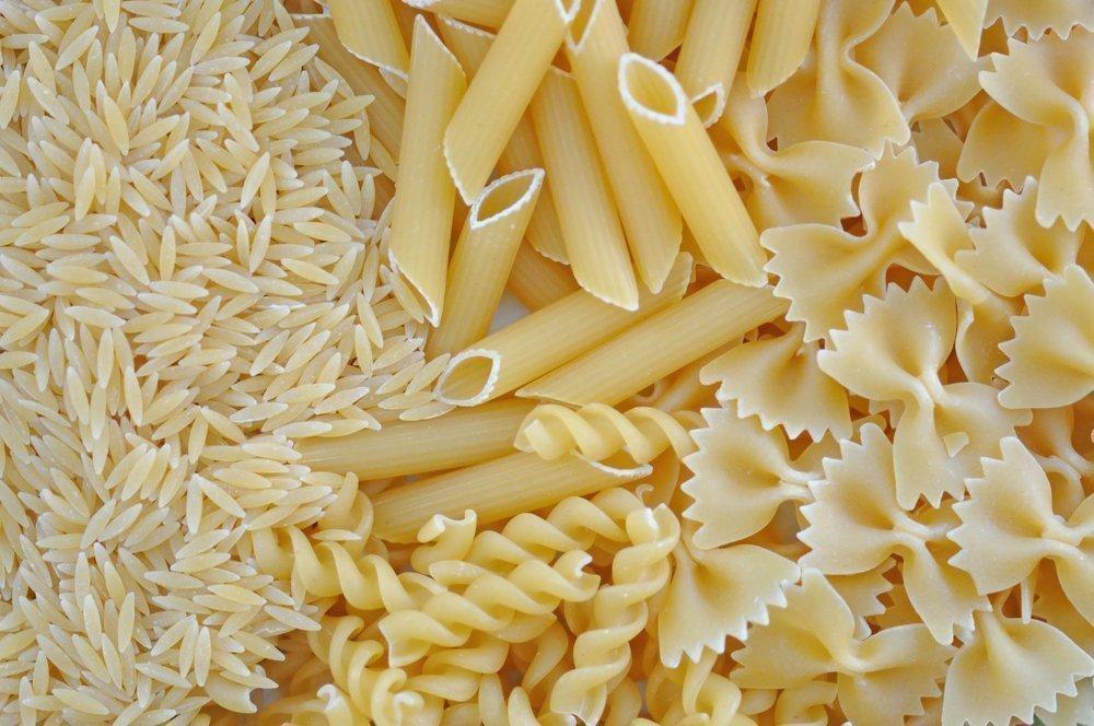 2. Очищенные зерновые продукты