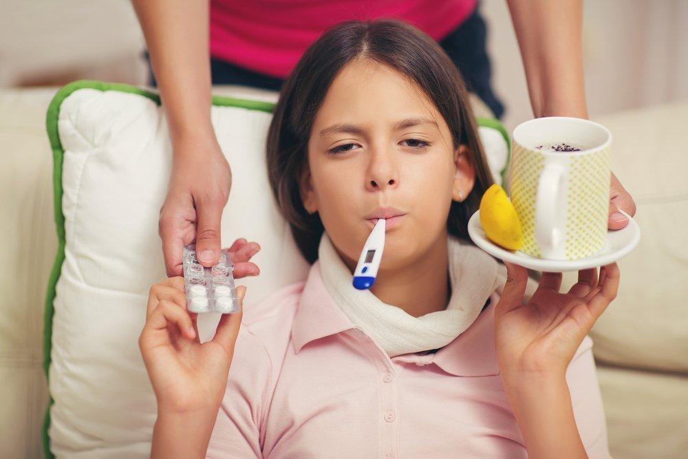 Рекомендации для родителей: что предпринять в случае повышения температуры?