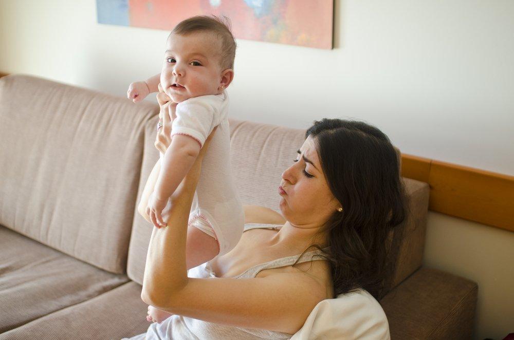 Стул у детей при грудном вскармливании