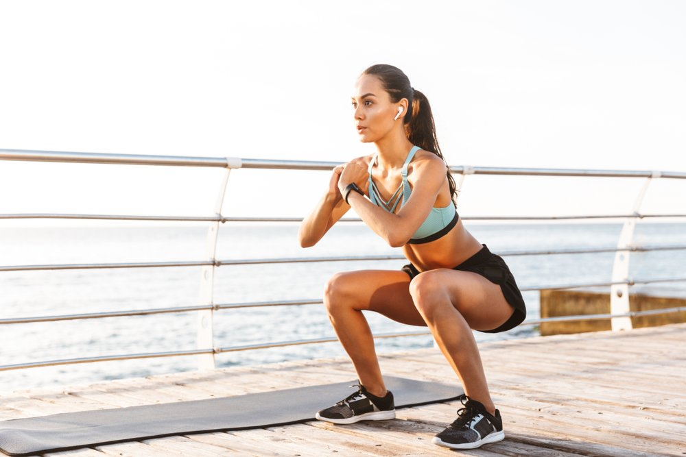 Комплекс упражнений для мускулатуры кора