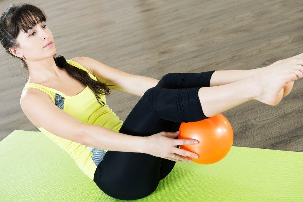 Комплекс упражнений для укрепления разных частей тела