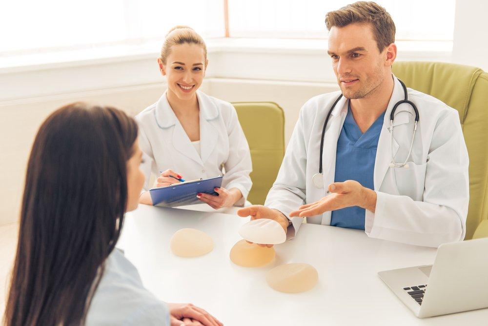 Импланты молочных желез