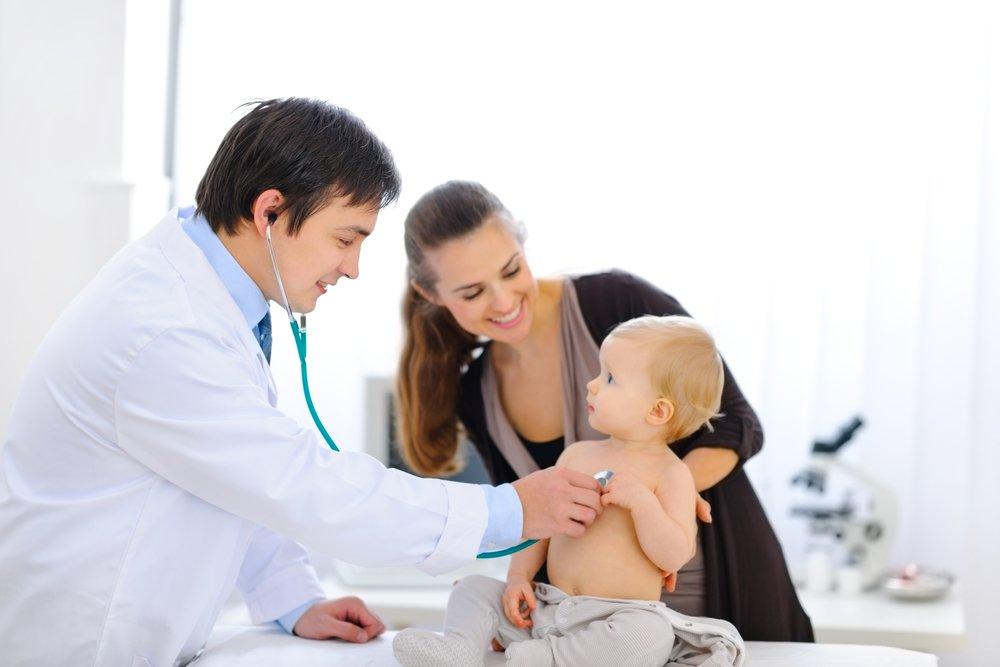 Симптомы врожденных пороков развития