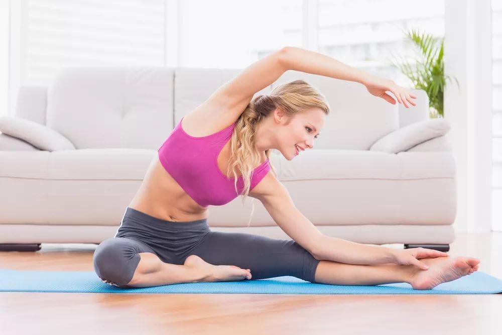Утренняя зарядка для снижения веса