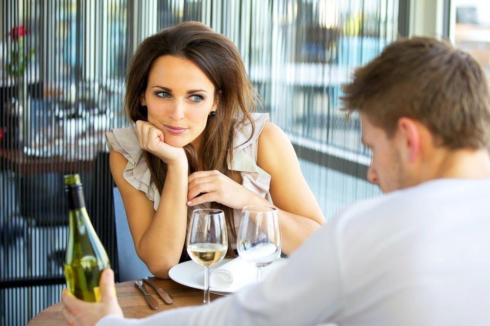 Начало знакомства разговор