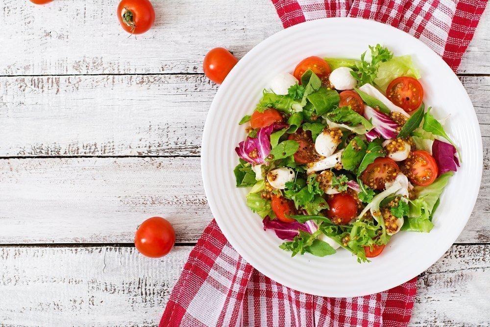 Быстрые рецепты – легкая диета