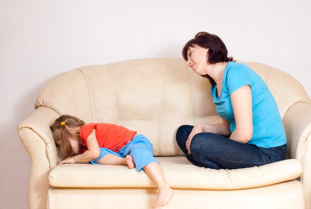 «Трудотерапия» для ребенка