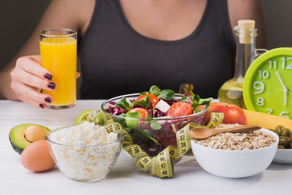 Рацион питания №1: для здоровья и долголетия
