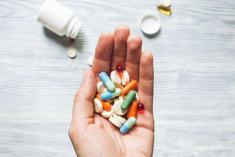 Лечение бессонницы с помощью медикаментов