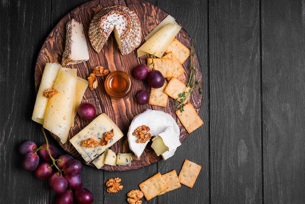 Российский сыр: какой самый вкусный
