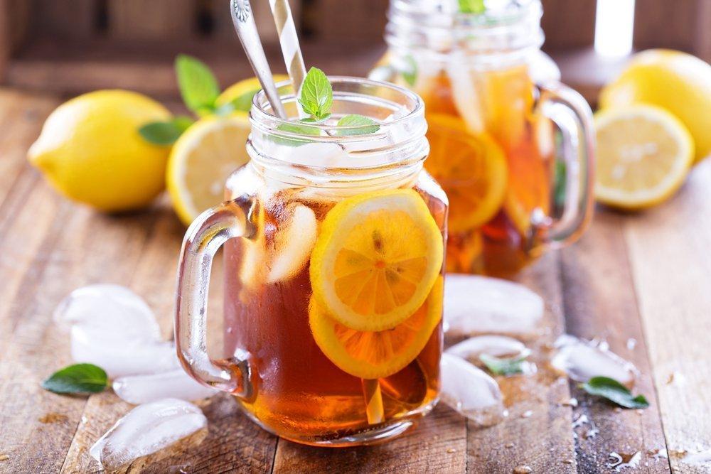 Вкусные рецепты горячих чаев