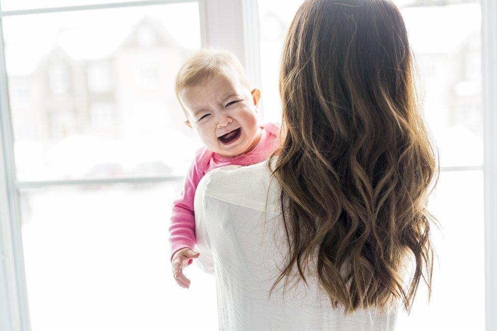 Как помочь себе при депрессивном состоянии после родов?