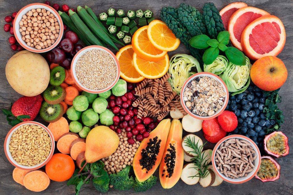 Диета цельных растительных продуктов