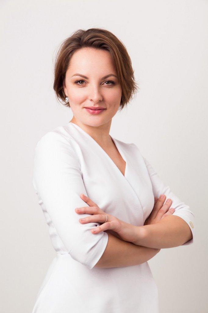Екатерина Александровна Анохина, врач-дерматовенеролог