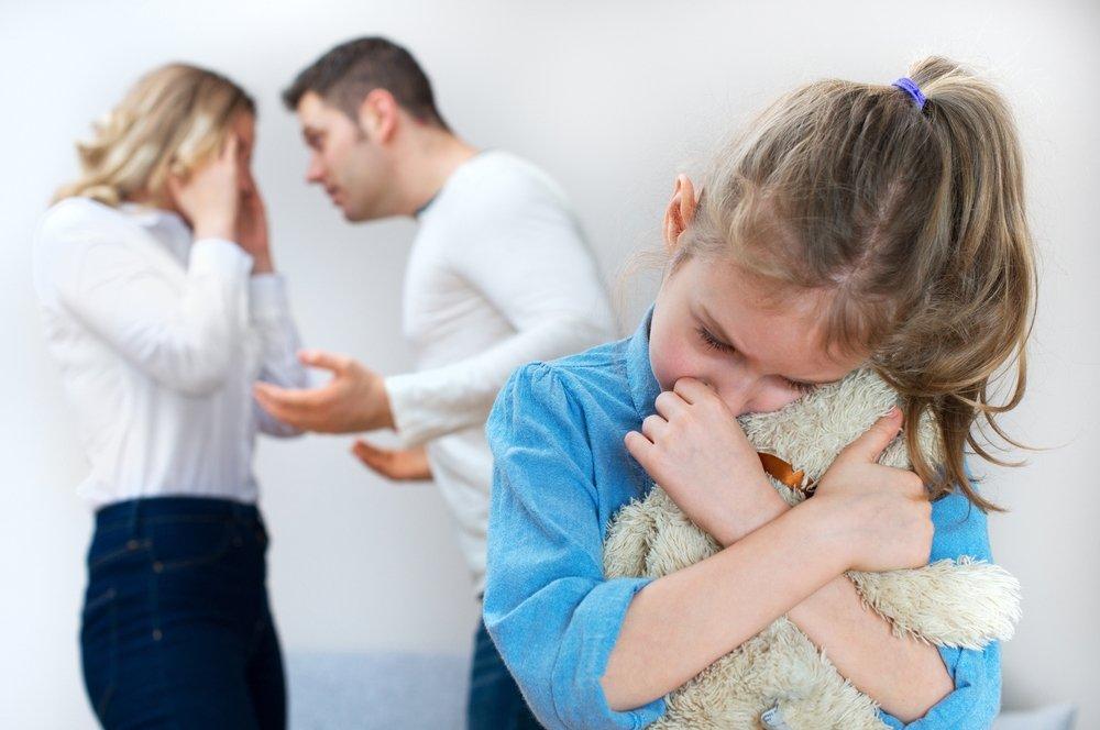 Картинка дети ругаются с родителями