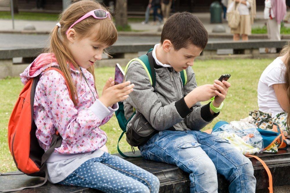 Как сильно дети погружаются в гаджеты?