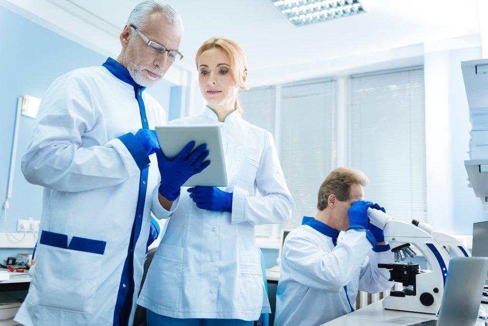 Исследования стоматологов