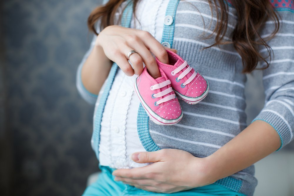 Течение беременности после кесарева сечения