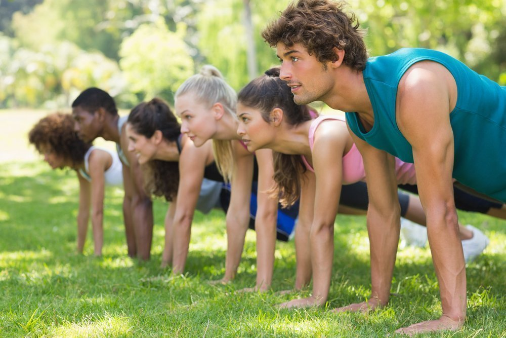Планка — универсальное фитнес-упражнение