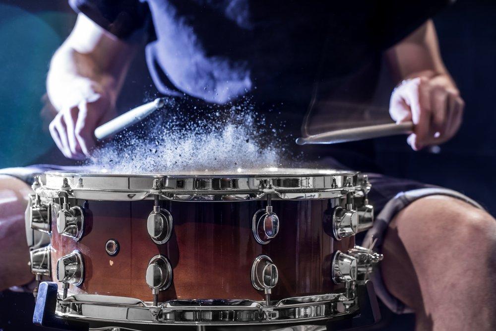 Простуда и барабанщики