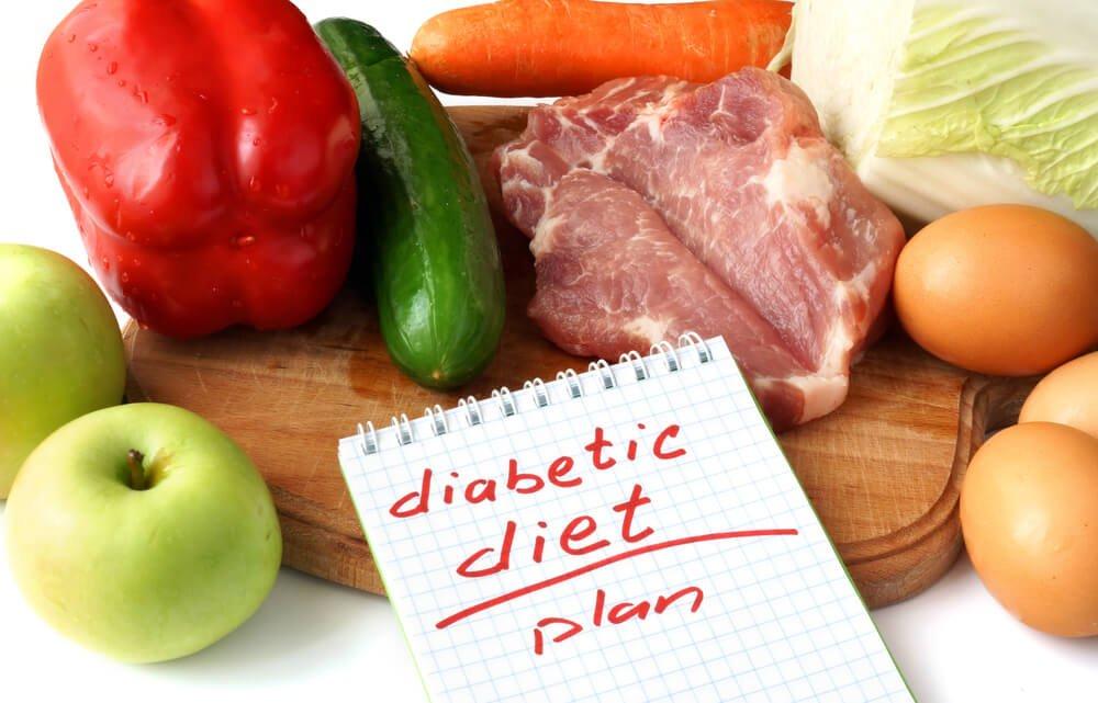 Диета и лечение диабета