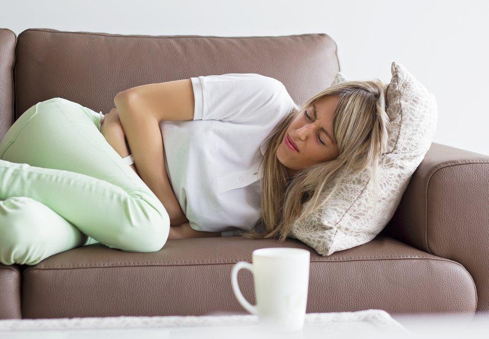 Боль и другие симптомы вздутия живота