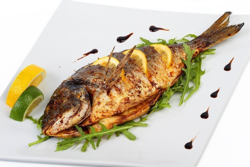 Как употреблять рыбу во время диеты?