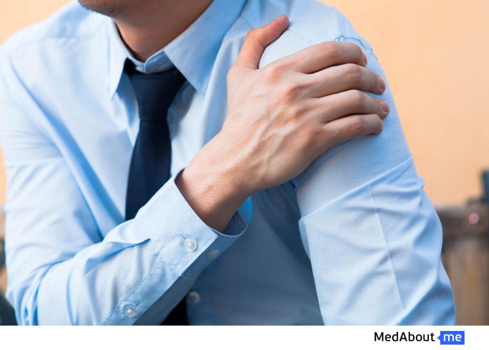 Плечевой сустав