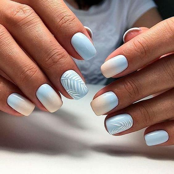 Больше принтов на ногтях Источник: fashion-woman.com