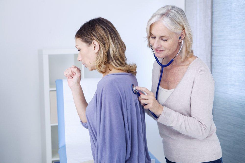 Признаки пневмонии у взрослых