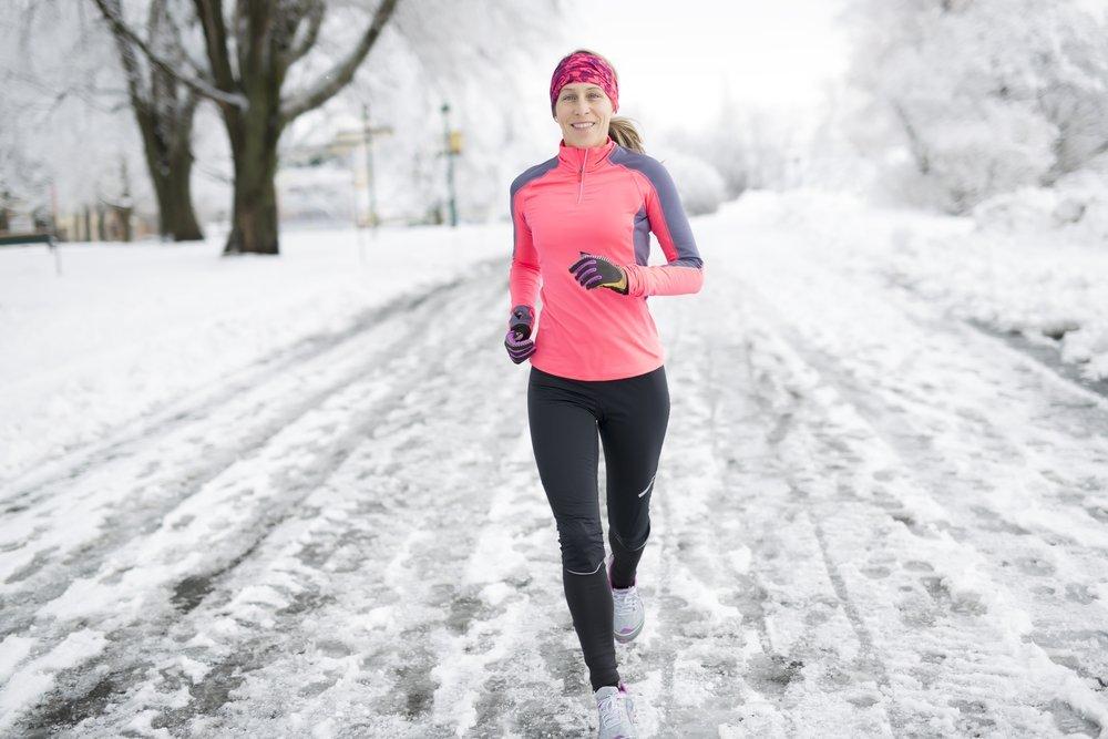 Рекомендации по фитнесу в холодное время года