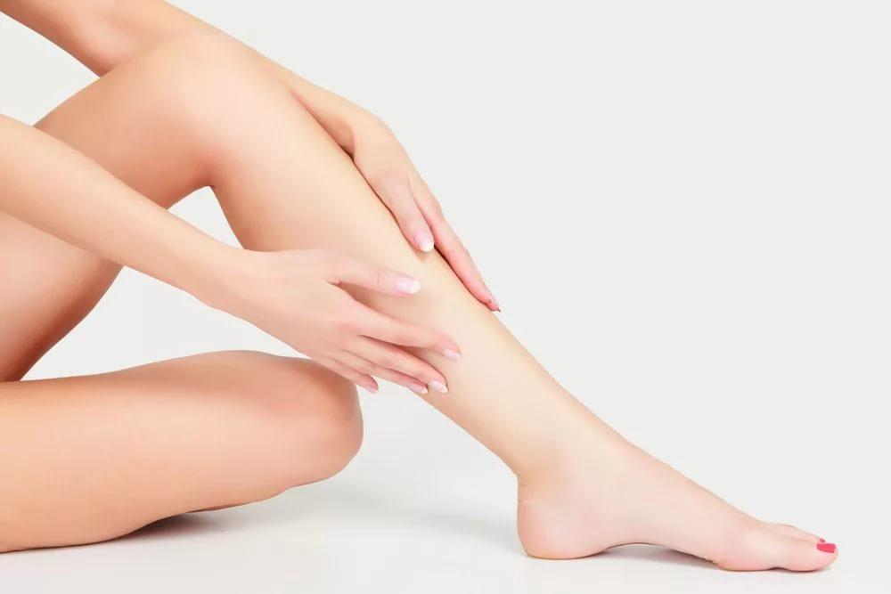9. Аспирин от сухости кожи ног