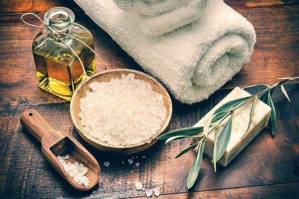 Рецепты солевых скрабов для лица