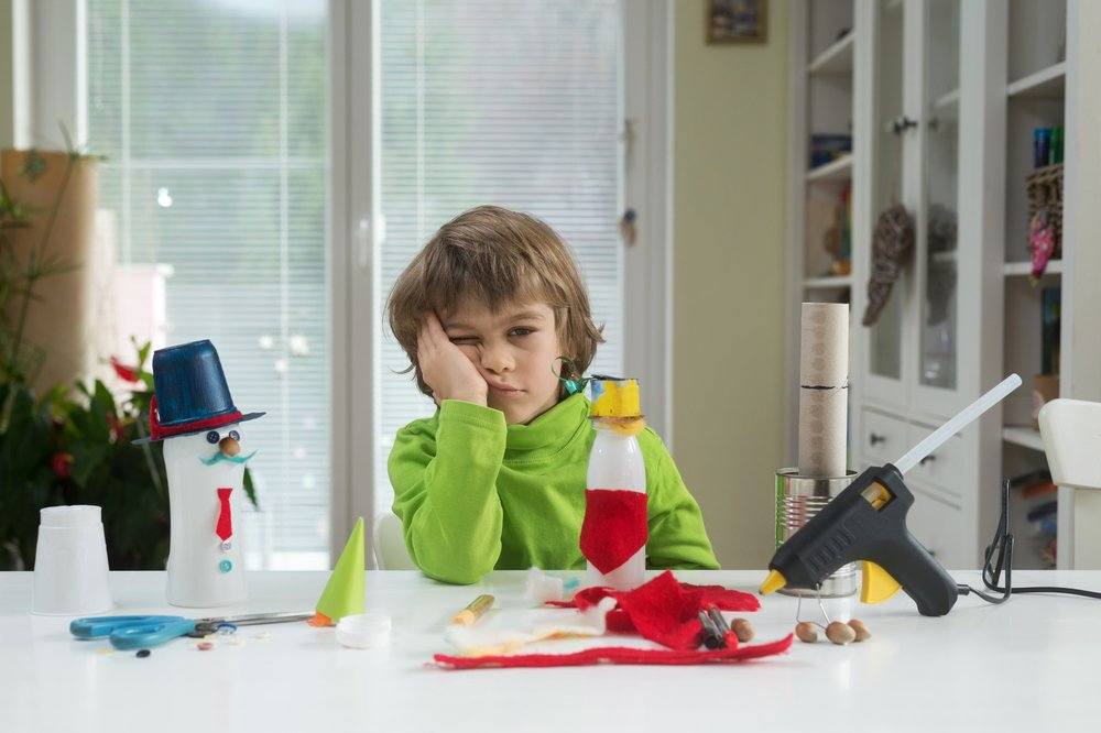 Как в детях пропадает желание творить?