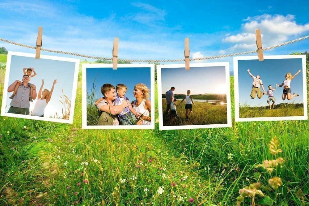Секрет 10: Создавайте семейные фотоальбомы