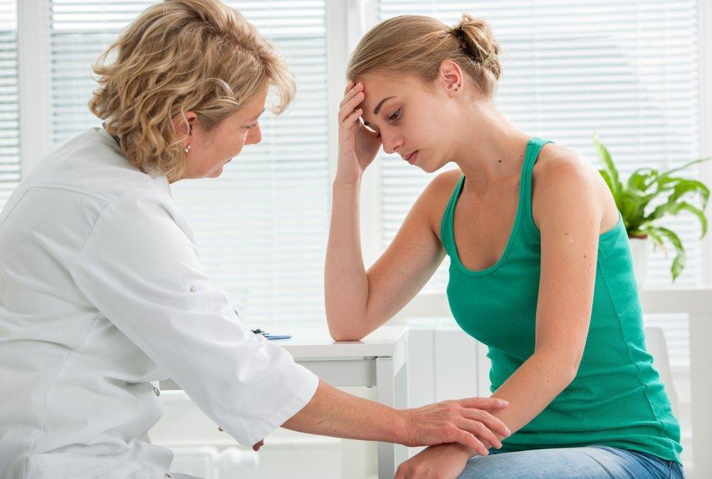 Проблемы со здоровьем и недостаток нутриентов