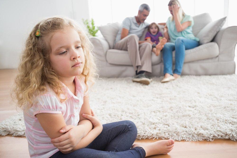 Отвратительное поведение детей — результат воспитания, первая помощь