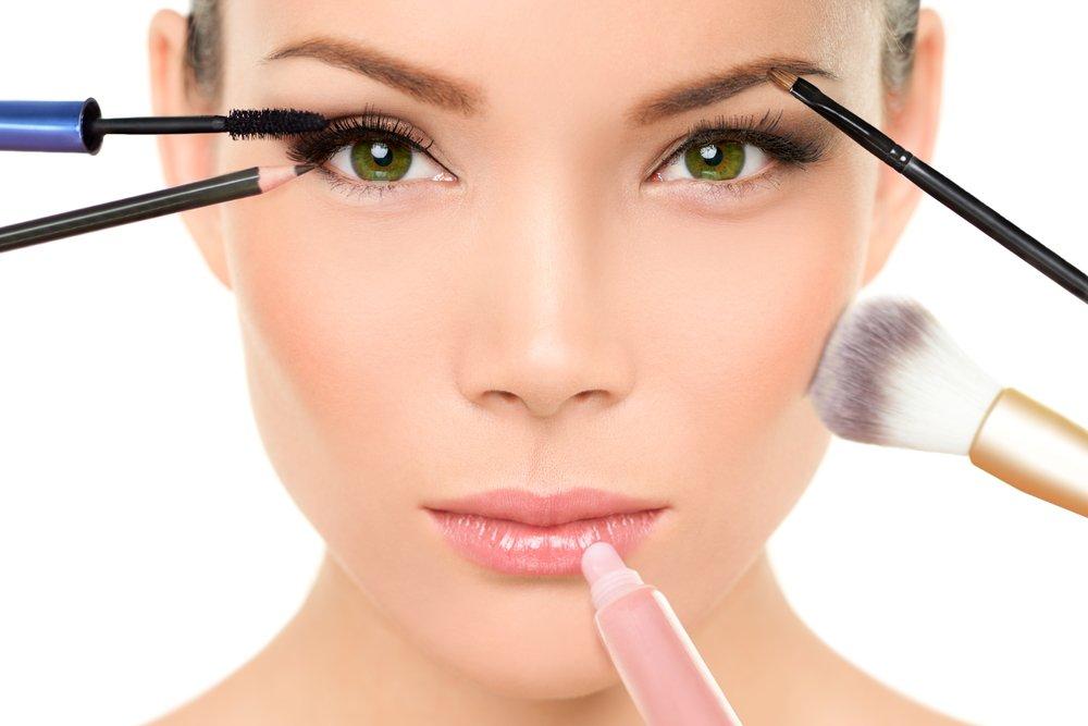 4. Естественный блеск кожи с бальзамом для губ
