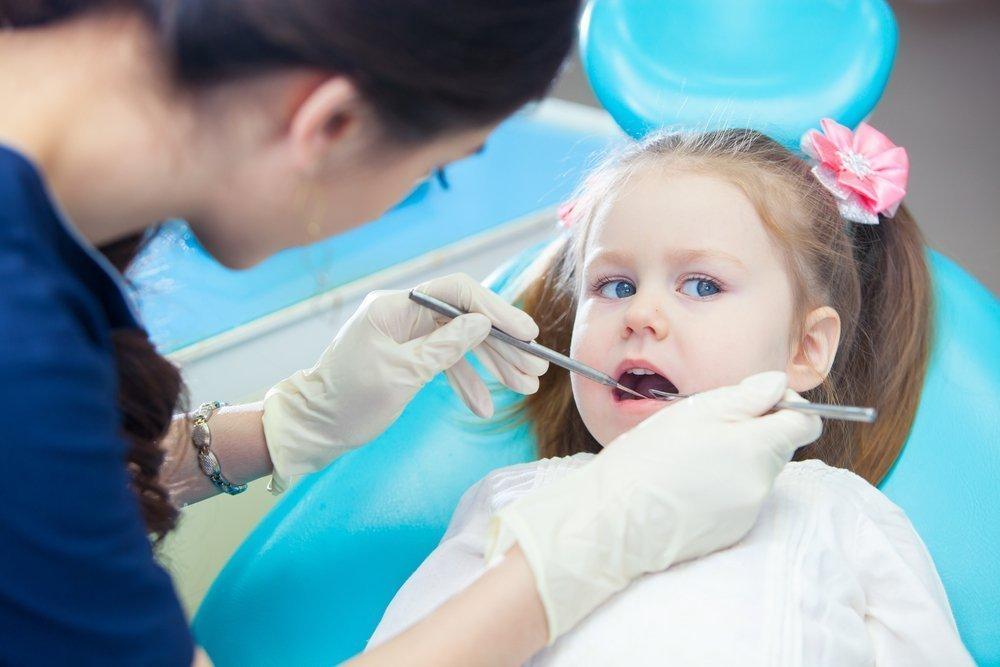 Молочные зубы можно и нужно лечить