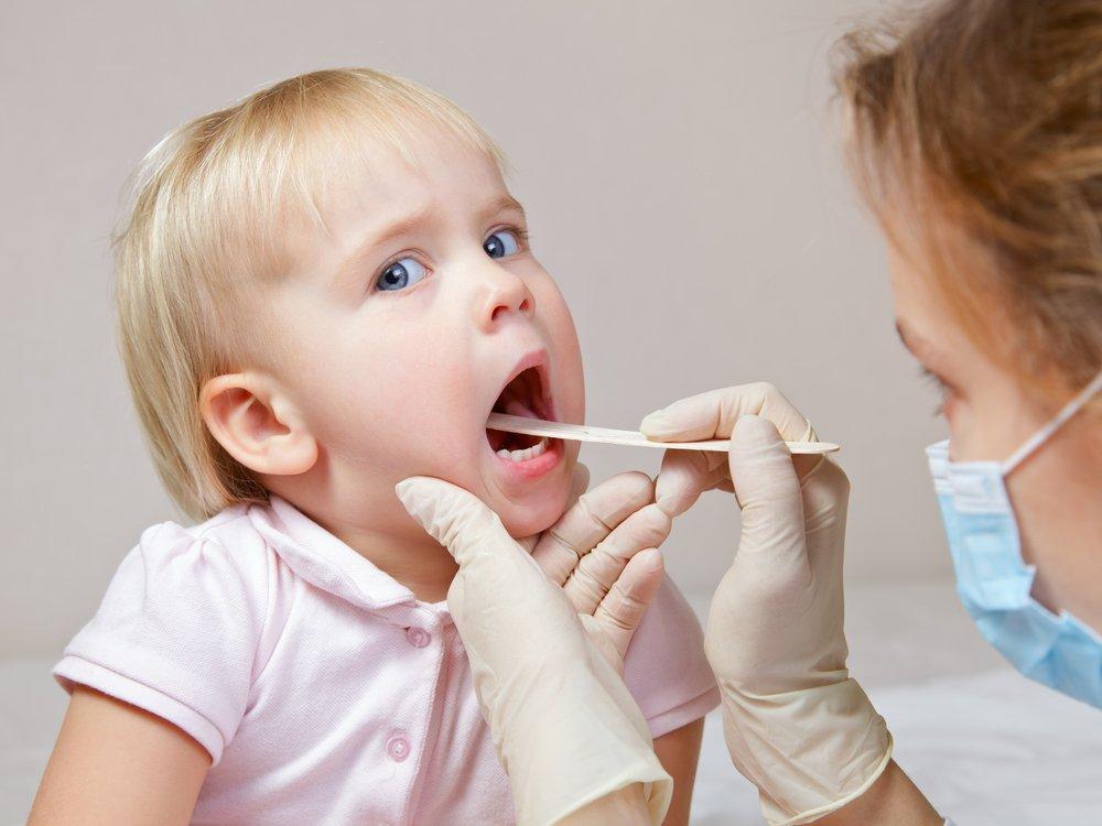 Удаление аденоидов в детском возрасте