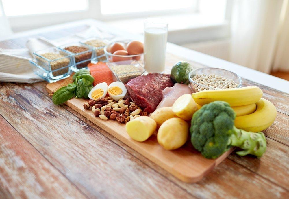 Содержание жира и диета