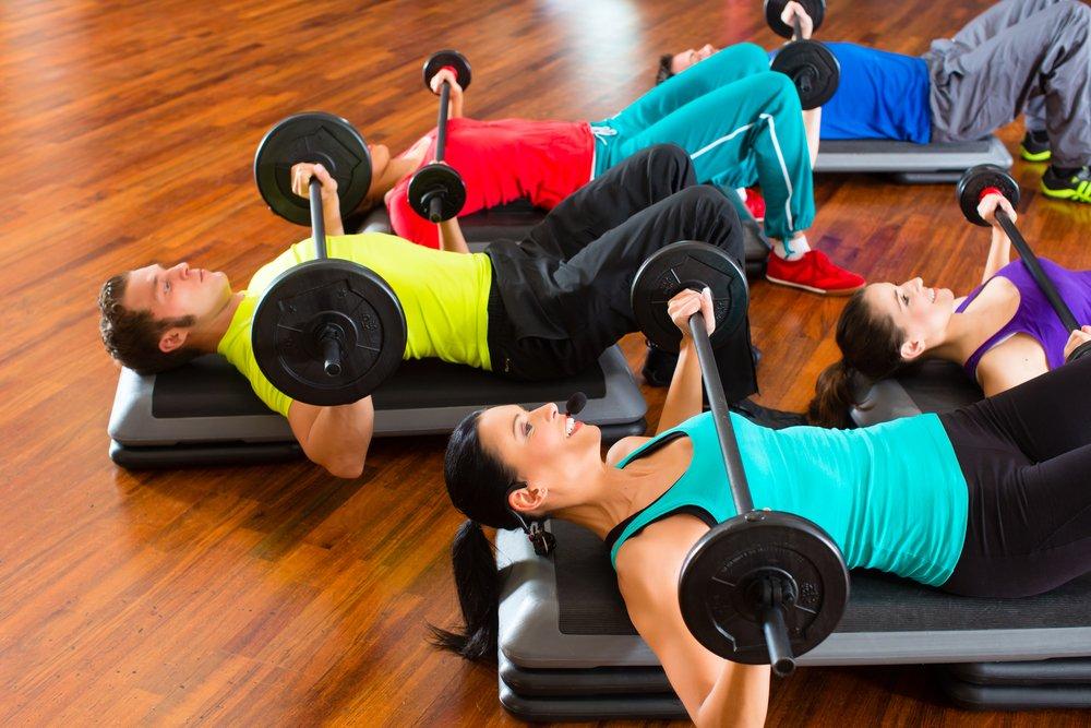 Программы фитнес-тренировок по системе «Хот Айрон»