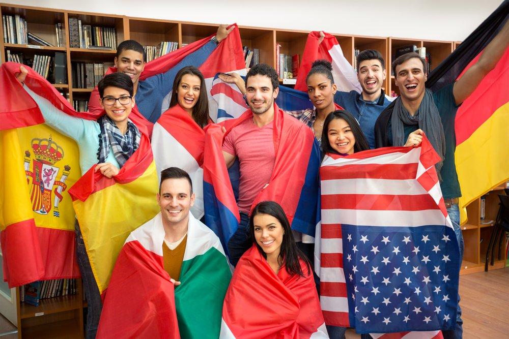 Особенности общения и отношений между людьми разных национальностей