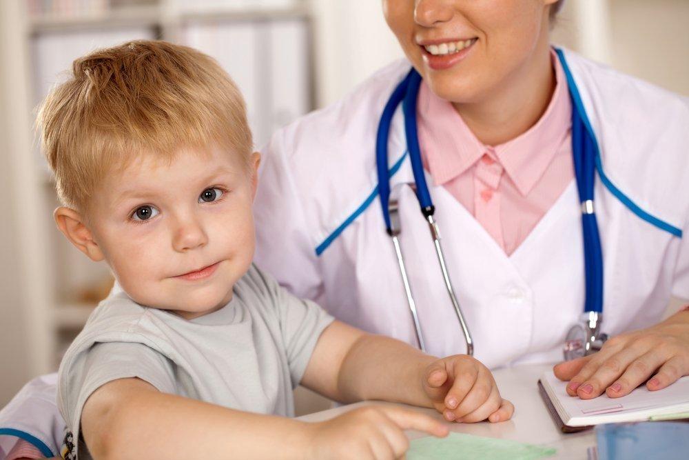 Чтобы малыш скорее выздоровел