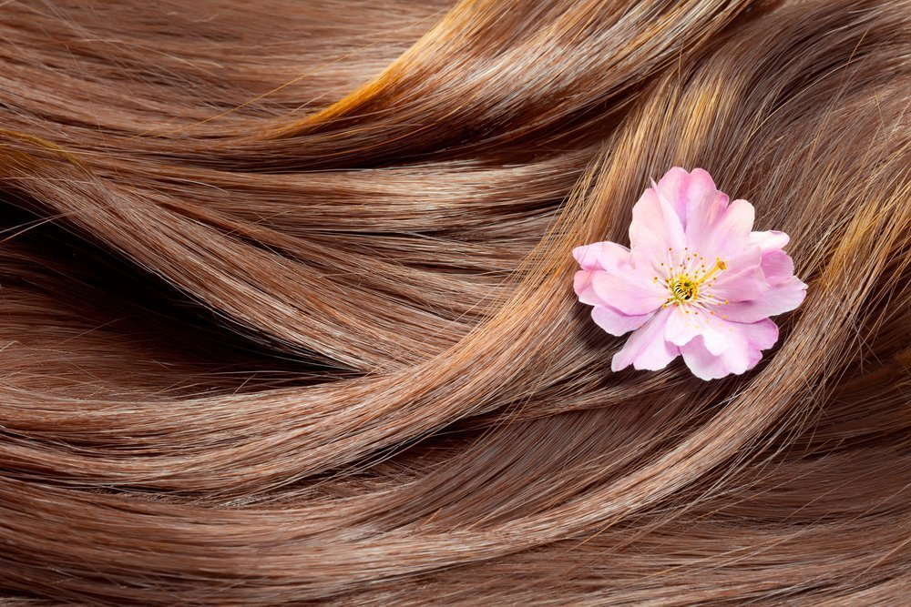 Красота волос говорит о здоровье
