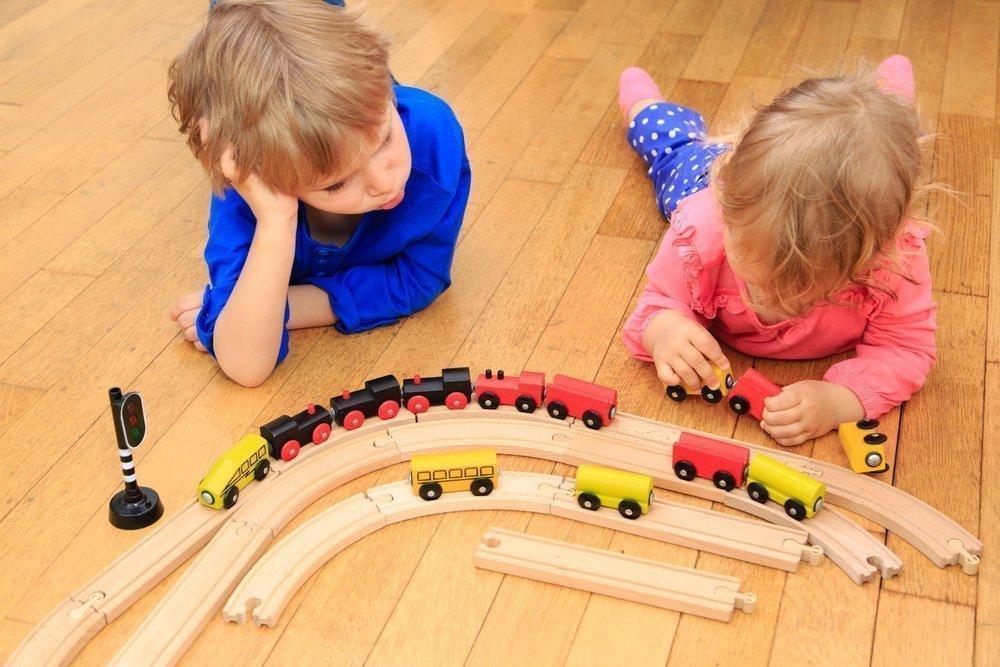 Игровое развитие ребенка