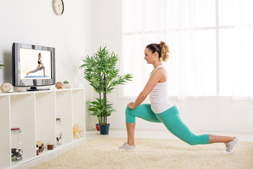 Гимнастика Для Похудения Дом. Упражнения для похудения в домашних условиях
