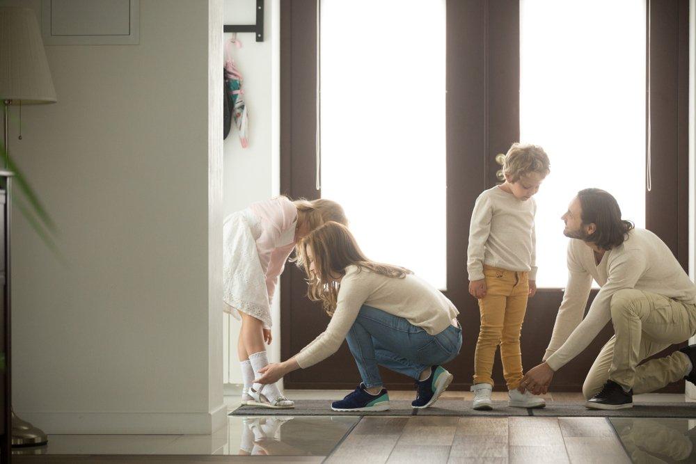 Как излишняя забота ограничивает свободу детей