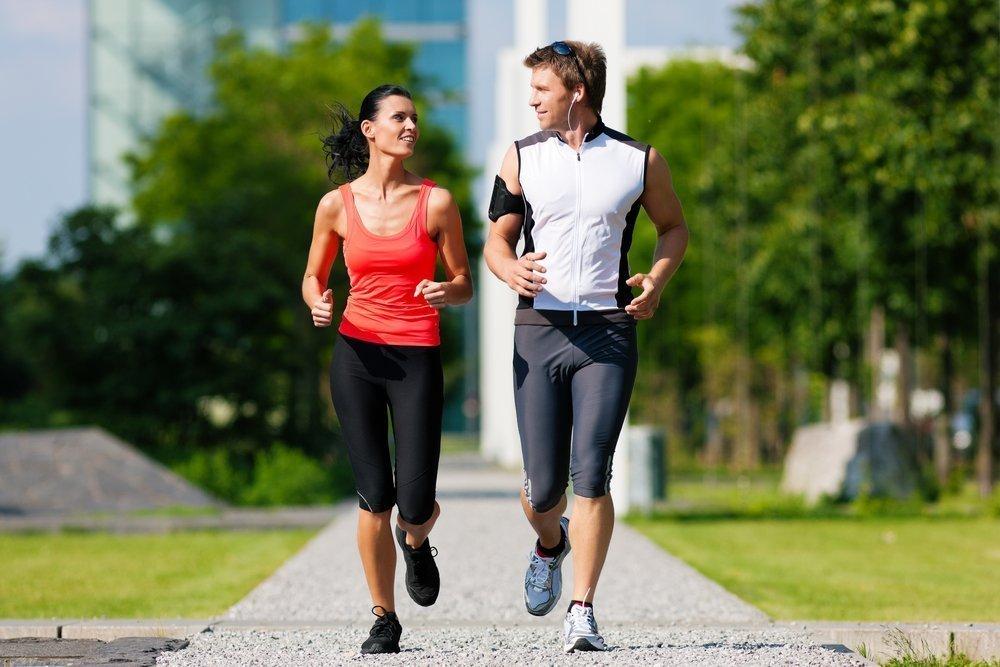 Занимайтесь фитнесом