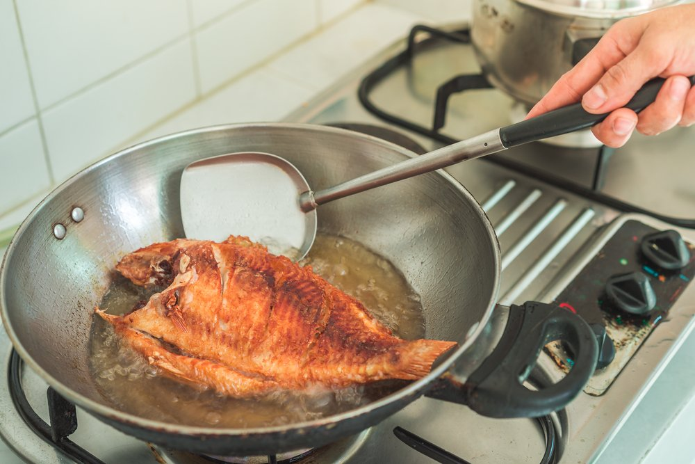 Жарка как способ приготовления пищи